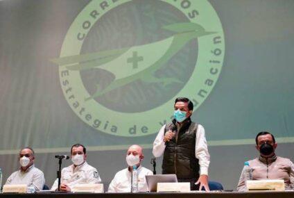 """Iniciará IMSS estrategia de vacunación """"el último jalón"""""""