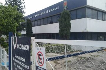 Inician clases 338 planteles del Colegio de Bachilleres de Chiapas