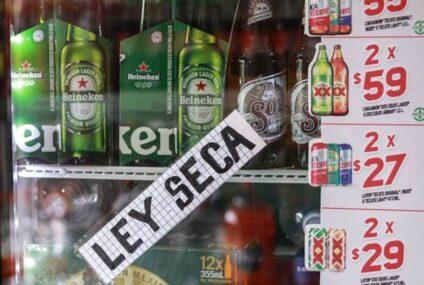 En Chiapas, Comité de Seguridad en Salud aprueba ley seca para el 15 y 16 de septiembre