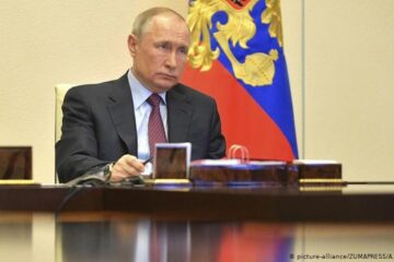 Putin anuncia semana no laboral ante récord de muertes por covid-19 en Rusia