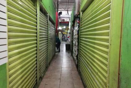 Cierran y ya no regresan, mercados de Tuxtla están muriendo lentamente