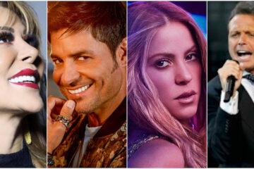 Aparecen Luis Miguel, Julio Iglesias, Alejandra Guzmán, Shakira y Miguel Bosé en Pandora Papers